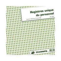 Piqûres registres