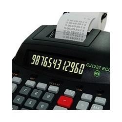 Calculatrice à bandes