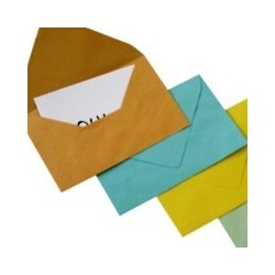 Enveloppes spéciales