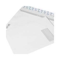 Enveloppes pochettes blanches
