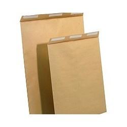 Pochettes enveloppes kraft brun